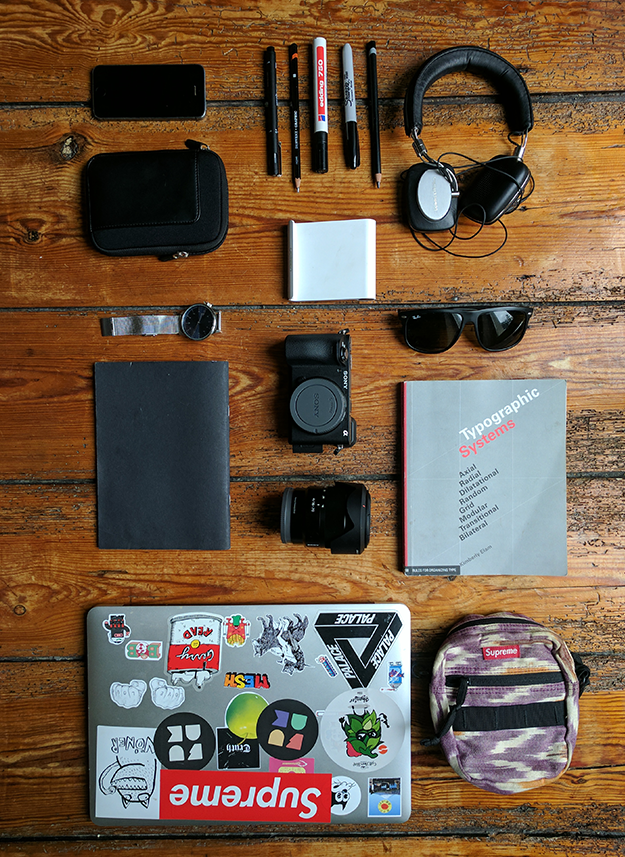 WHATS IN MY BACKPACK / MY KIT & WHY