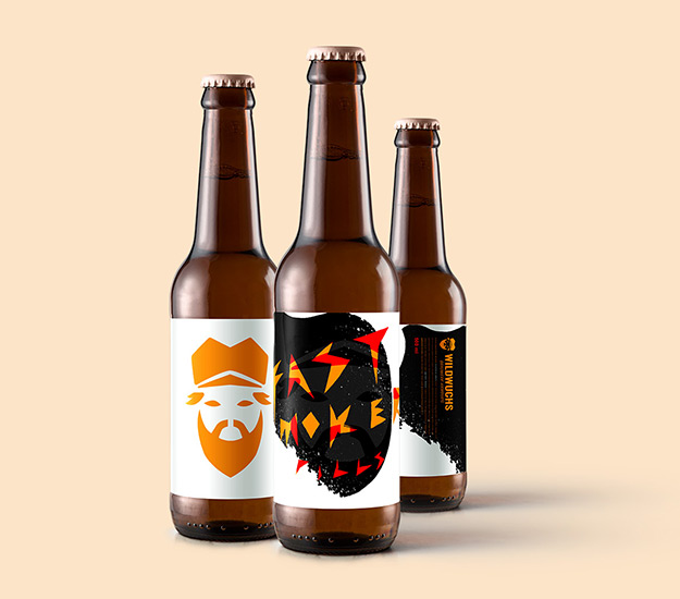 WILDWUCHS CONCEPT CRAFT BEER BRAND