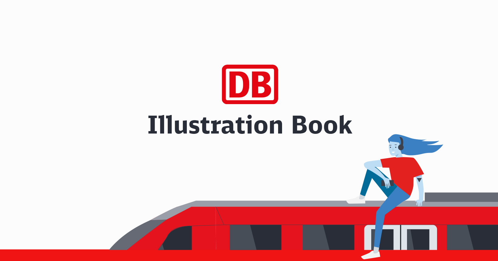 Deutsche Bahn / Illustration