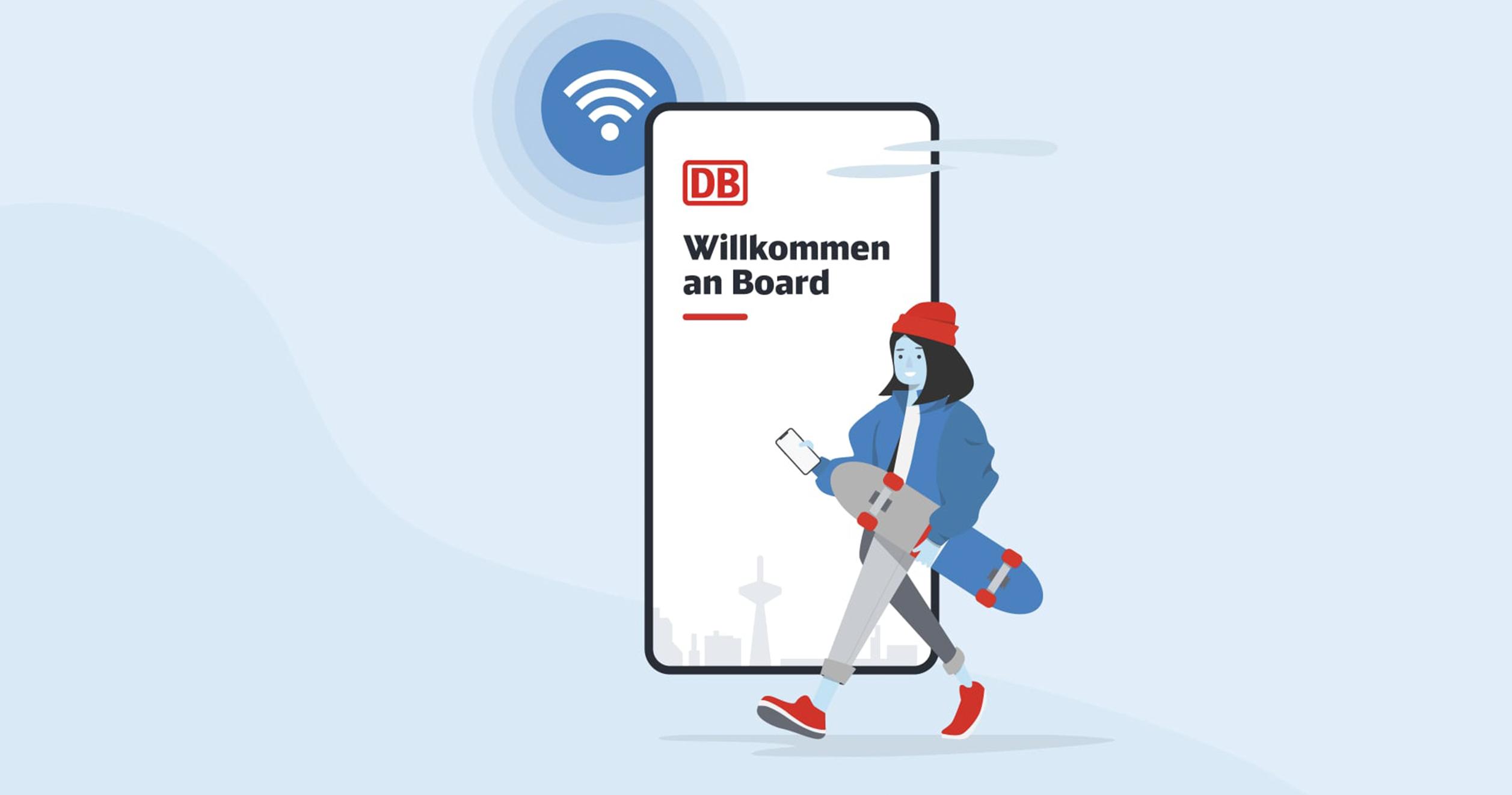 Bahn X App – Deutsche Bahn